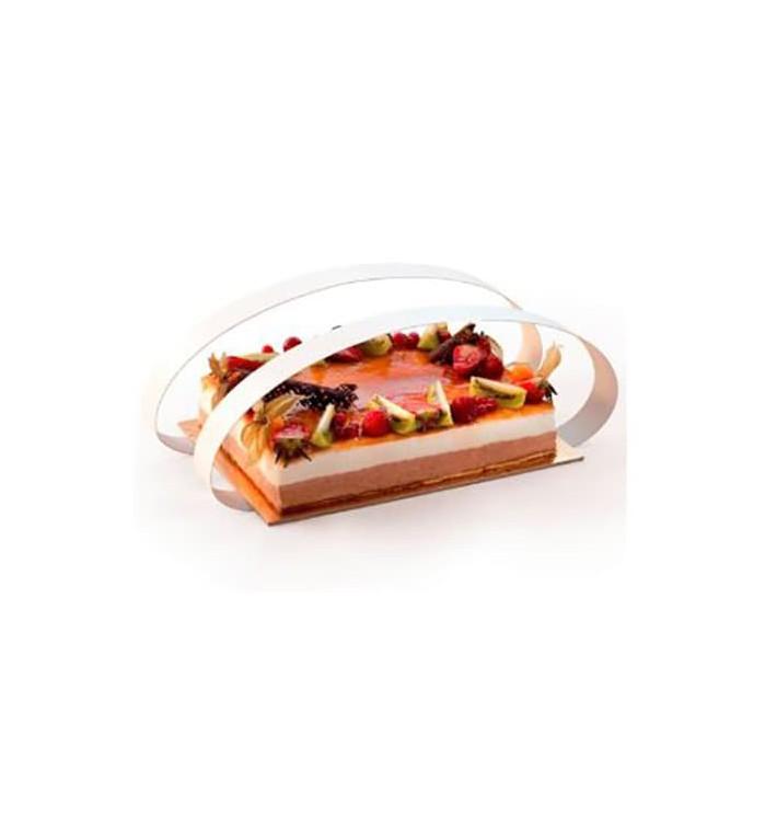 Bandes protège gâteaux 75x4 cm (20 Kg)