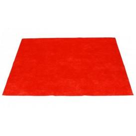 Set de Table en PP Non-Tissé Rouge 35x50cm 50g (500 Utés)