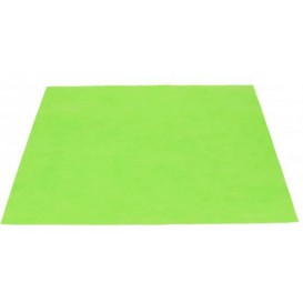 Set de Table en PP Non-Tissé Pistache 35x50cm 50g (500 Utés)