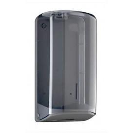Distributeur Hygiénique Feuille Feuille Z ABS Fumé (1 Uté)