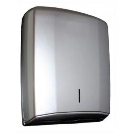 Distributeur Essuie-Mains ABS Elegance Argenté (1 Uté)