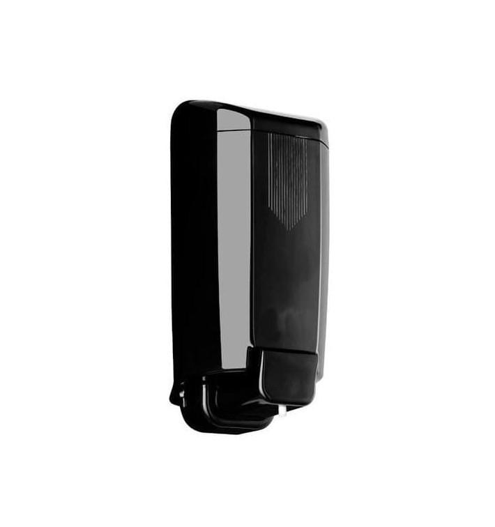 Distributeur De Savon ABS Noir 1000ml (1 Uté)