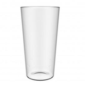 Verre Réutilisable SAN pour Bière Transparent 586ml (5 Utés)