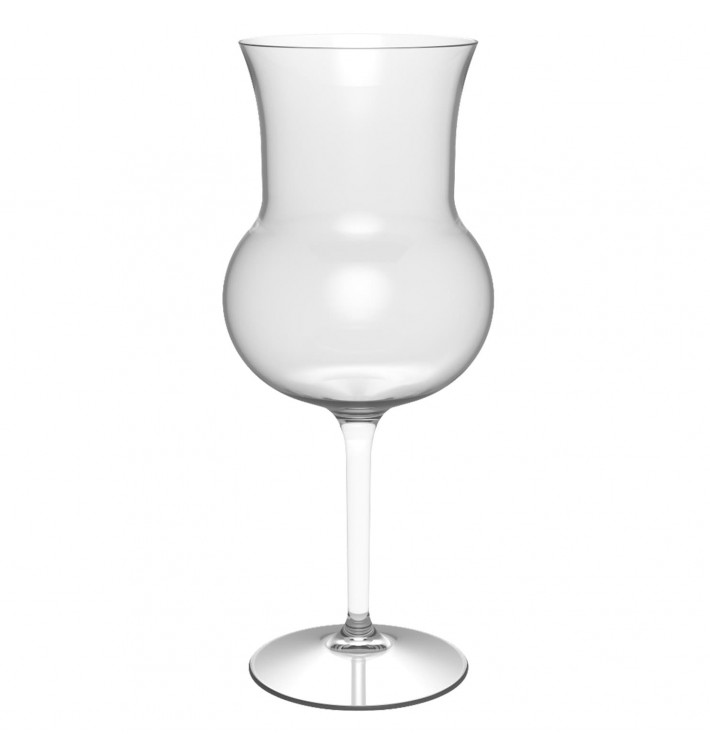 "Coupe Réutilisable Cocktail ""Bio Based"" Tritan 427ml (1 Uté)"