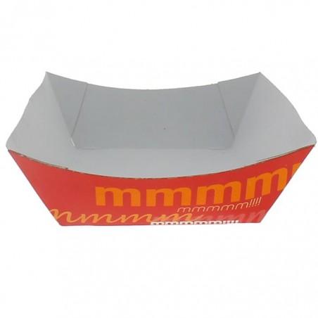 Barquette Carton 300ml 11,0x7,0x3,5cm (1.000 Utés)