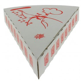Part de Pizza à emporter (350 Utés)