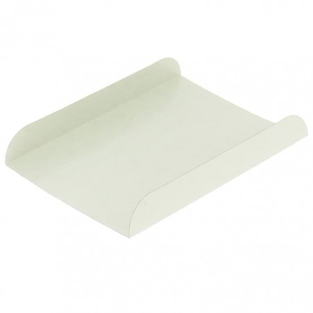 Bandeja blanca GOFFRE (caja de 1500uds)