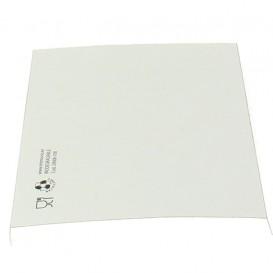 Emballage blanc pour gaufre 13,5x10cm (1500 Utés)