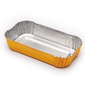 Caissette Pâtisserie Aluminium 100x55x20mm (100 Utés)