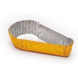 Caissette Pâtisserie Aluminium 67x60x15mm (3000 Utés)