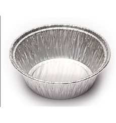 Moule Aluminium Rond Tartelette 60ml (4000 Unités)