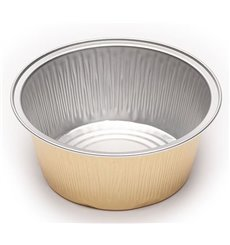 Godet en Aluminium Paroi Lisse 135 ml (1992 Unités)