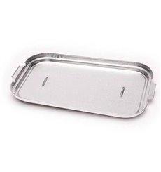 Couvercle Aluminium pour Barquette Aluminium 330ml (1000 Utés)