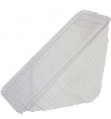 Boîte Sandwich PLA 16,5x11,0x7,5 cm (125 Utés)