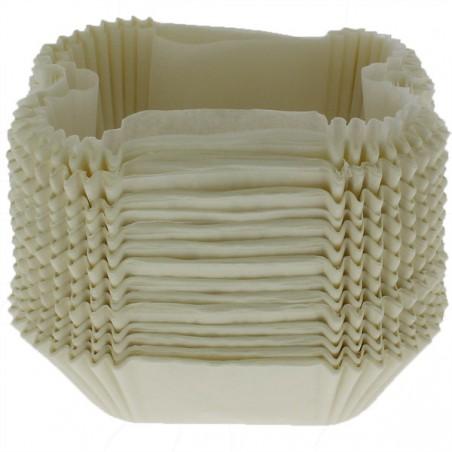 Caissette Papier pour Barquette 14,0x9,5x5,0cm (200 Utés)