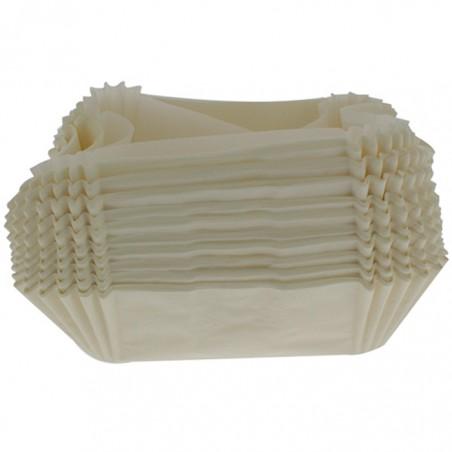 Caissette Papier pour Barquette 18,0x10,5x5,0cm (200 Utés)