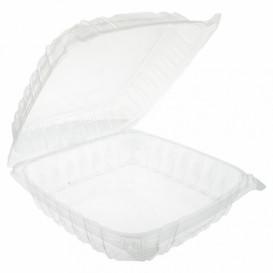 """Boîte Couvercle Charnière OPS """"Clear Seal"""" 4070ml (100 Utés)"""