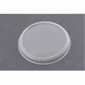 Couvercle Plastique pour Verrine Degustation 7,8x5,8cm (20 Utés)