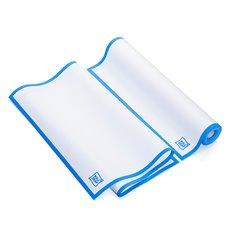 """Torchons """"Roll Drap"""" avec Bandes Bleu 40x64cm P40cm (10 Utés)"""