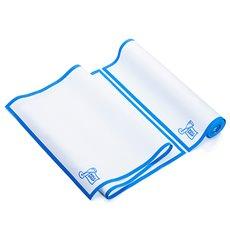 """Torchons """"Roll Drap"""" avec Bandes Bleu 40x80cm P40cm (200 Utés)"""
