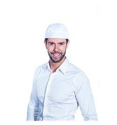 Bandana Cuisinier Coton Blanc (1 Unité)