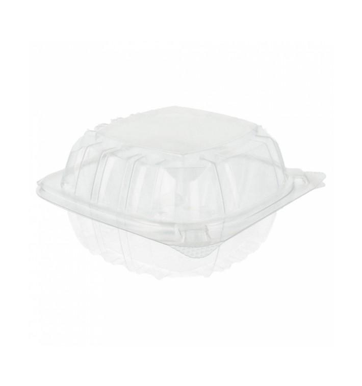 """Boîte Couvercle Charnière OPS """"Clear Seal"""" Pour Sandwich 167ml (125 Utés)"""