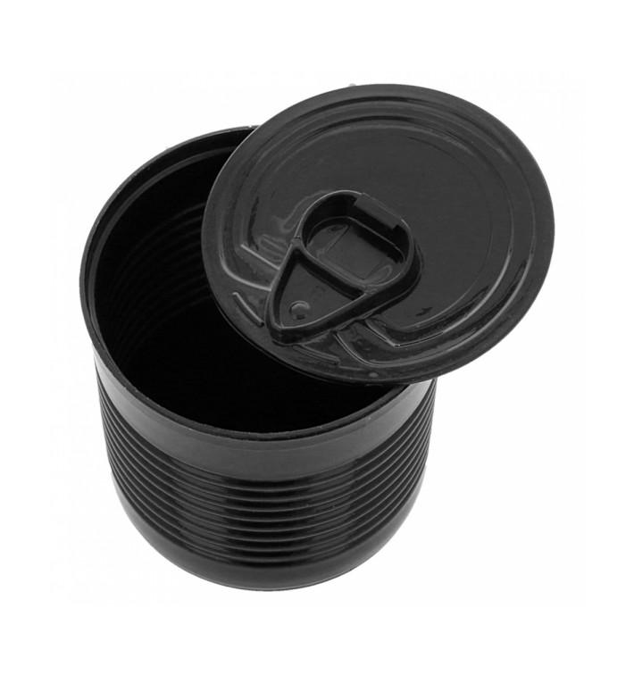 Boîte de Conserve Noire PS 220ml Ø7,4x7cm (20 Utés)