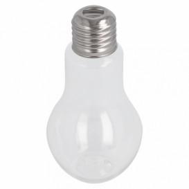 Flacon Ampoule Transparente PET 100ml (25 Utés)