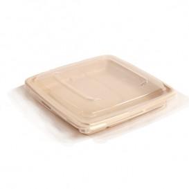 Couvercle Plastique PP pour Boîte 23x23cm (150 Utés)