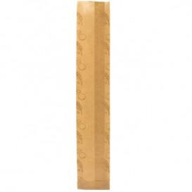 """Sac Papier Kraft """"Panes"""" 9+3x51cm (1000 Utés)"""