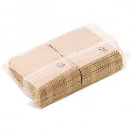 """Serviette en Papier Eco """"Recycled"""" 17x17 cm (14000 Utés)"""