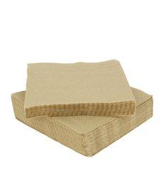 """Serviette Papier Eco """"Recycled"""" 33x33cm 1E (4800 Utés)"""