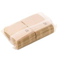Serviette en Papier SNACK Eco Kraft 17x17cm (200 Unités)