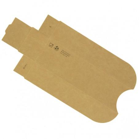 Emballage Hot Dog Kraft 17x5x3,5cm (1.000 Unités)