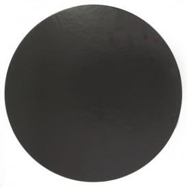 Disque Carton Noir 220 mm (100 Unités)