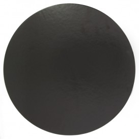 Disque Carton Noir 220 mm (800 Unités)