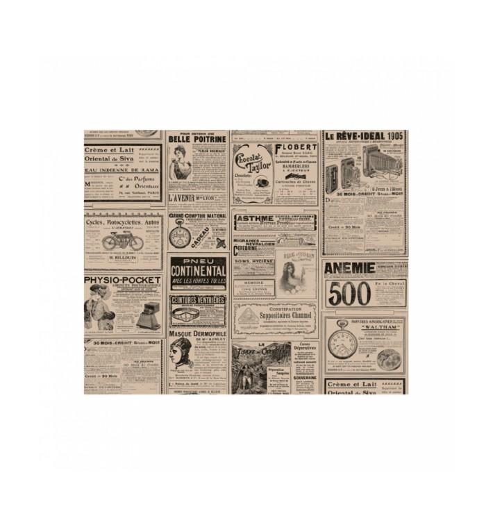 Papier Ingraissable Kraft Times 31x38cm (4000 Utés)
