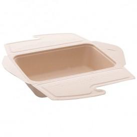 Boîte Canne à Sucre MenuBox 21x15x5cm 1000ml. (150 unités)