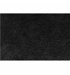 Set de Table en Non-Tissé PLUS Noir 30x40cm (500 Utés)