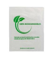 Sac Plastique 100% Compostable 23x30cm (100 Utés)