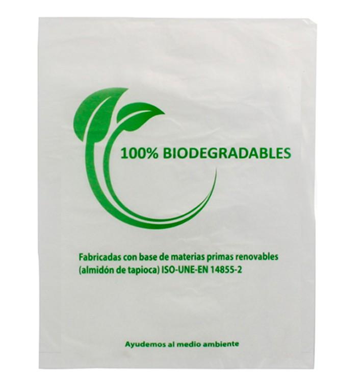 Sac Plastique 100% Compostable 35x48cm (1000 Utés)