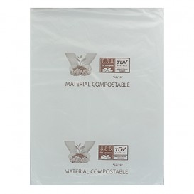 Sac Abattoir 100% Compostable 23x33 cm (100 Utés)