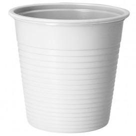 Gobelet Plastique PS Blanc 230ml (30 Unités)