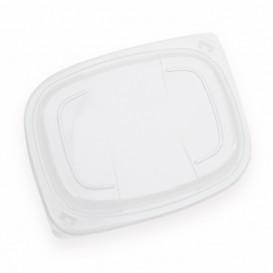 Couvercle OPS Transparent Barquette 800/1000ml 215x170x20mm (20 Utés)