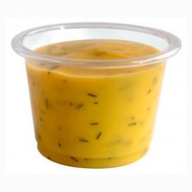 Pot à Sauce PLA Transparent 30ml (100 Utés)