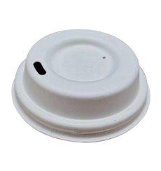 Couvercle Perforé Gobelet Carton 12, 16 y 22 Oz Ø9,0cm (100 Unités)