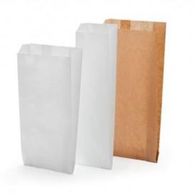 Sac Papier Kraft 12+6x20cm (250 Unités)