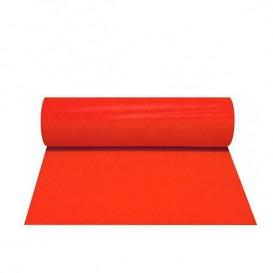 Nappe en rouleau PP Non Tissé 1mx50m Rouge 50g (6 Unités)
