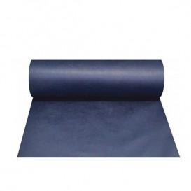 Nappe en rouleau PP Non Tissé 1mx50m Bleu 50g (6 Unités)