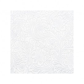 Chemin de Table en Non-Tissé PLUS Blanc 40x120cm (500 Utés)